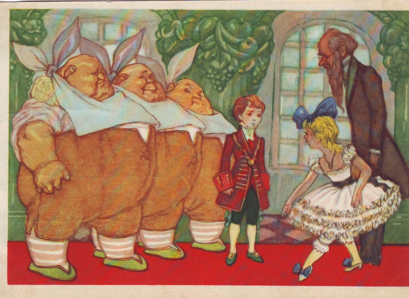 Советские детские открытки фото 58